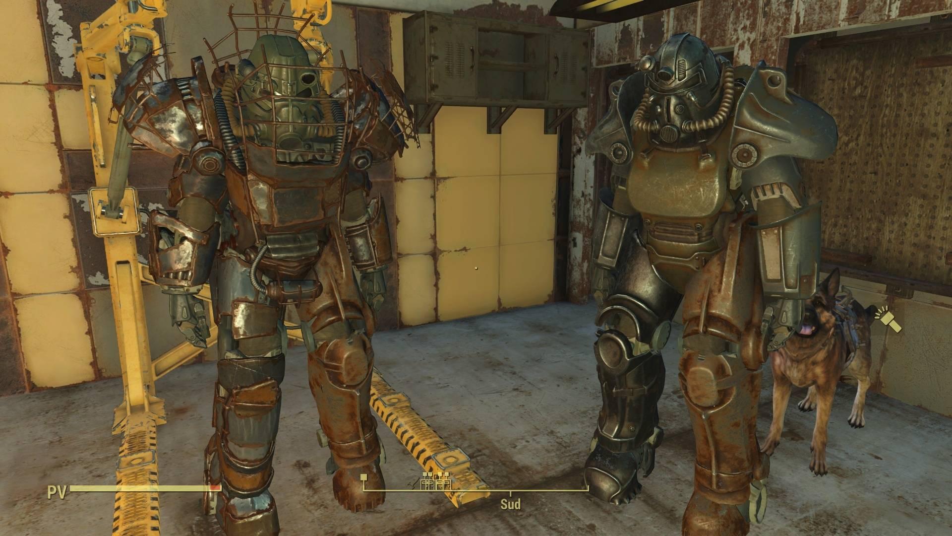 Fallout 4 : Les armures Fallou52