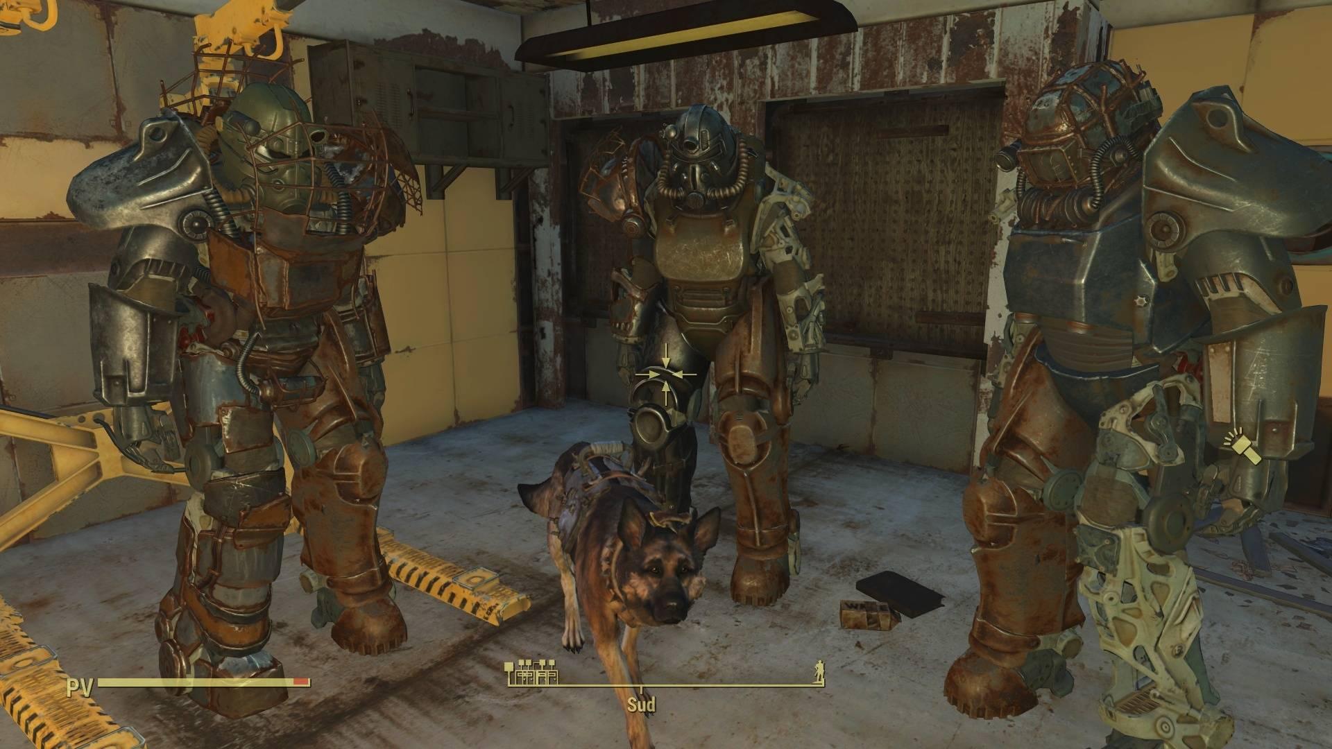 Fallout 4 : Les armures Fallou53