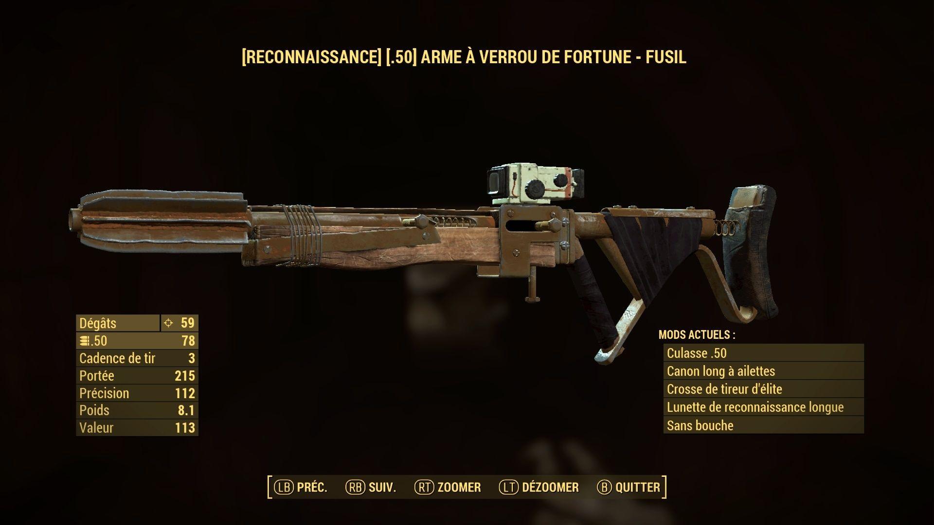 Fallout 4 : Les armes Fallou54