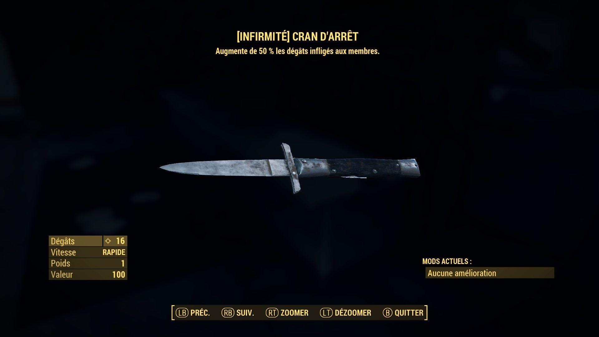 Fallout 4 : Les armes Fallou58