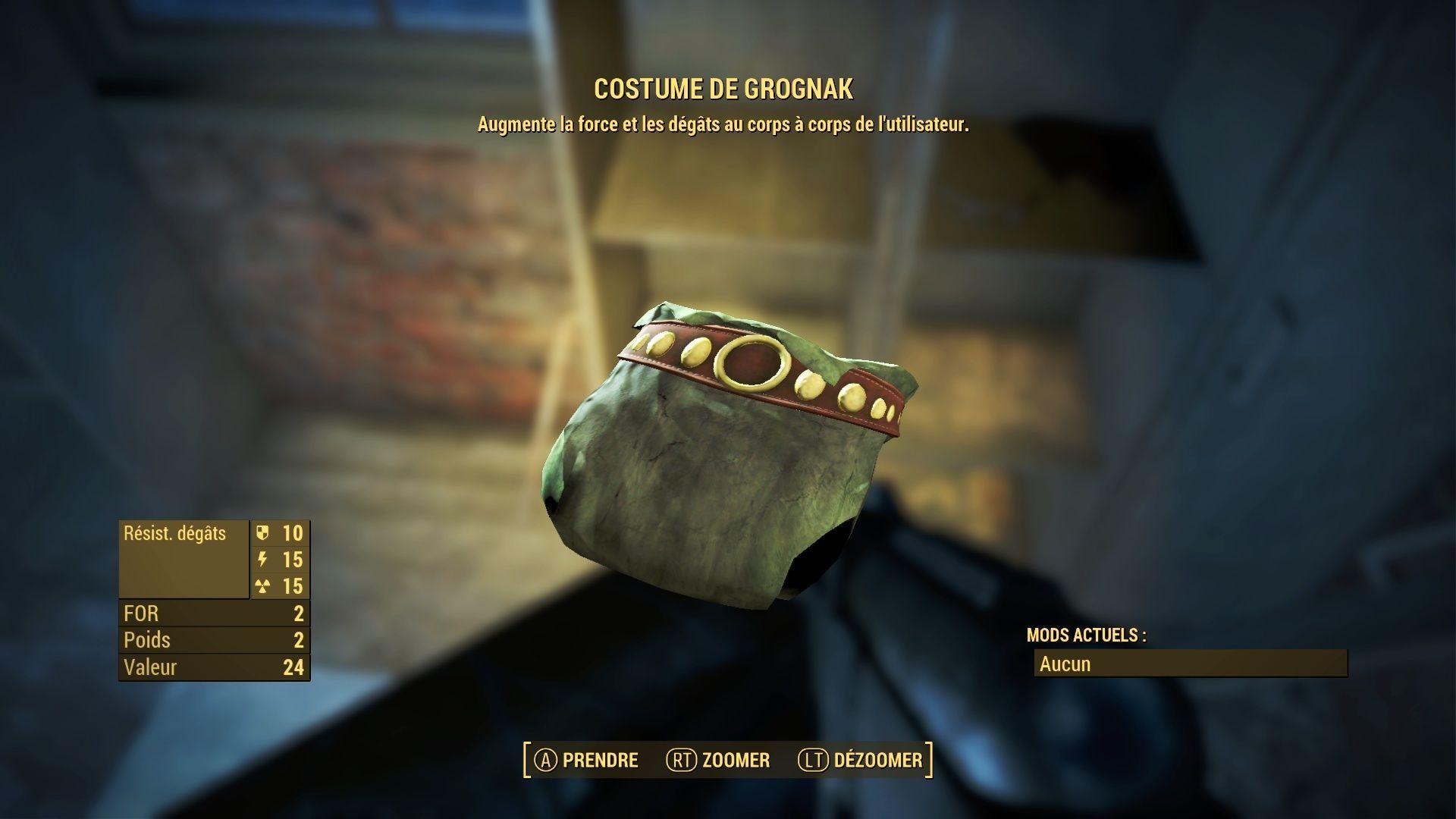 Fallout 4 : Les armures Fallou63