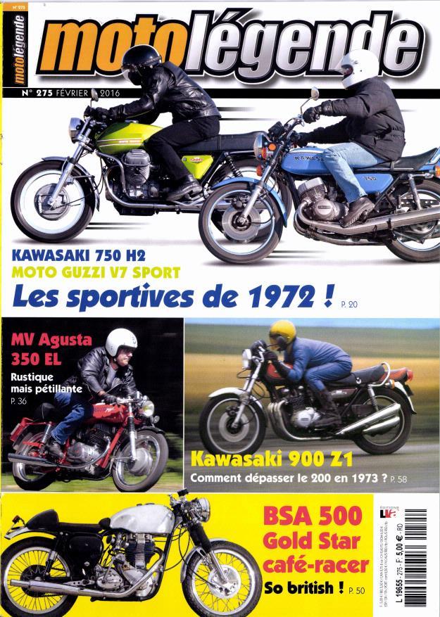 Z 900, Guzzi et autres.... Ml11