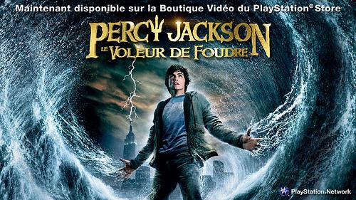 Percy Jackson : Le Voleur de foudre [S.Film] [2010] 48408210