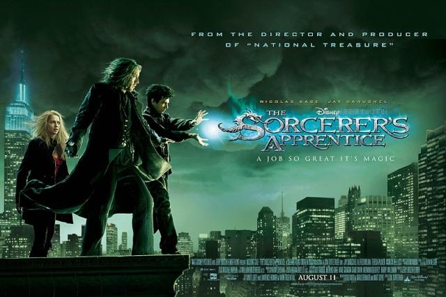 L'apprenti sorcier [2010] [film live] Lappre10
