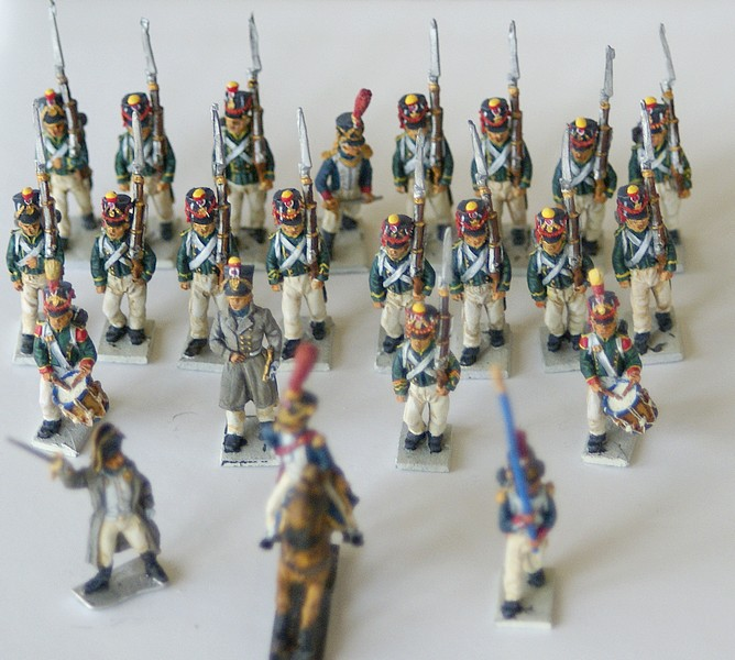 Flanqueurs grenadiers 15 mm - Page 2 Dsc04912