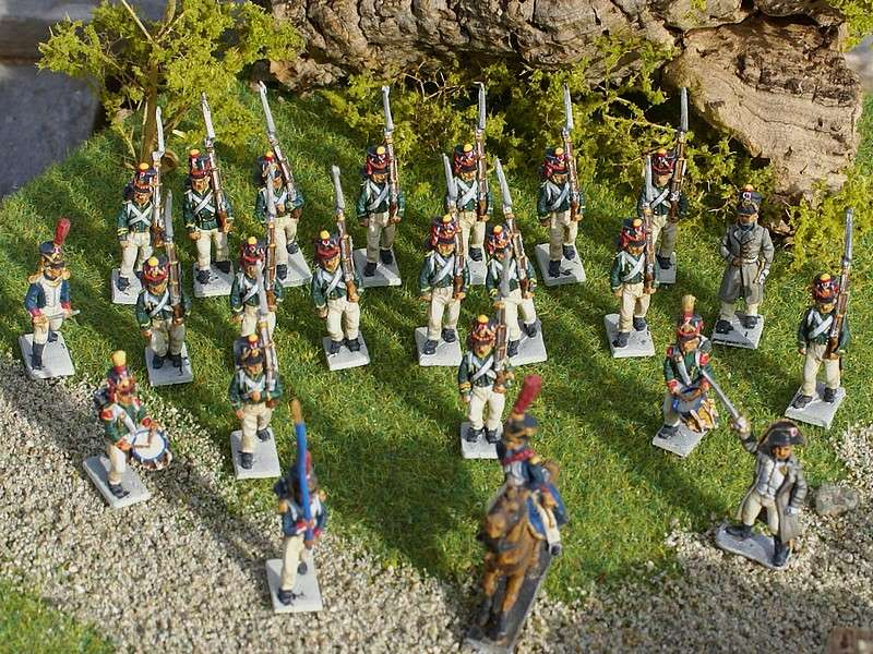 Flanqueurs grenadiers 15 mm - Page 2 Dsc04914