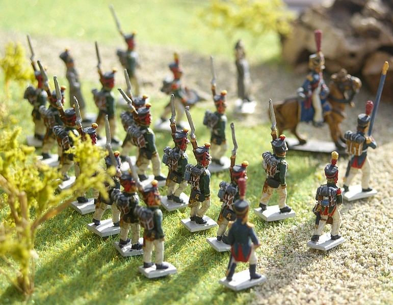 Flanqueurs grenadiers 15 mm - Page 2 Dsc04917