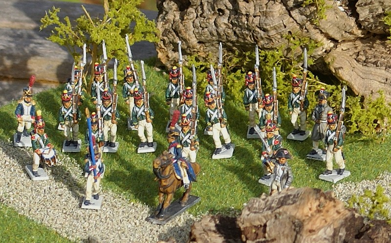 Flanqueurs grenadiers 15 mm - Page 2 Dsc04918