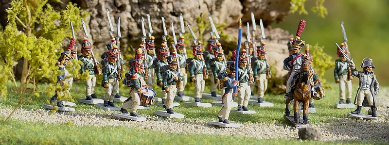 Flanqueurs grenadiers 15 mm - Page 2 Dsc04919