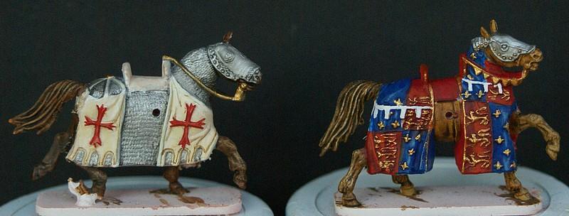 Chevaliers anglais guerre de cent ans Dsc04941