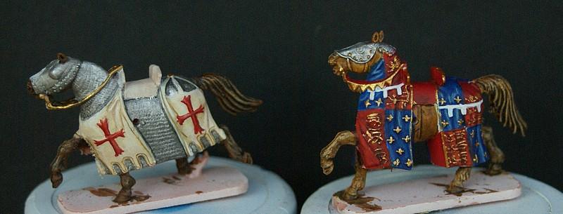Chevaliers anglais guerre de cent ans Dsc04942