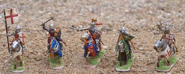 Chevaliers anglais guerre de cent ans Dsc05010