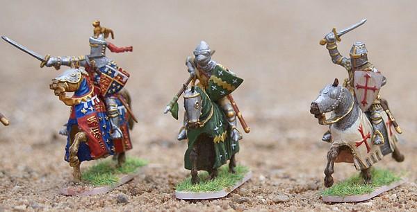 Chevaliers anglais guerre de cent ans Dsc05011