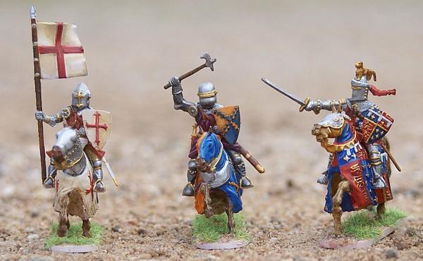 Chevaliers anglais guerre de cent ans Dsc05012