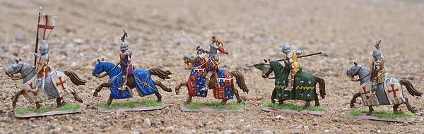 Chevaliers anglais guerre de cent ans Dsc05013