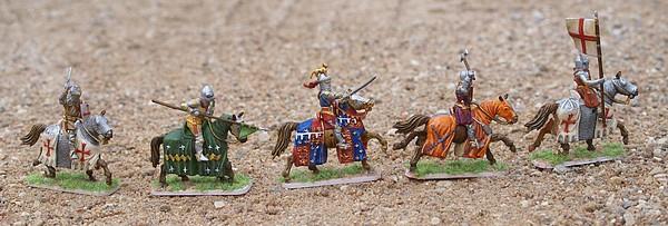 Chevaliers anglais guerre de cent ans Dsc05014