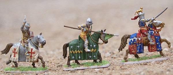 Chevaliers anglais guerre de cent ans Dsc05015