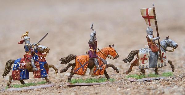 Chevaliers anglais guerre de cent ans Dsc05016