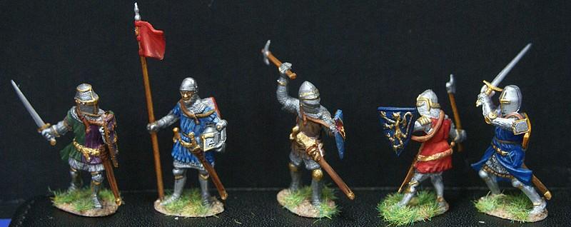 Chevaliers anglais guerre de cent ans Dsc05022