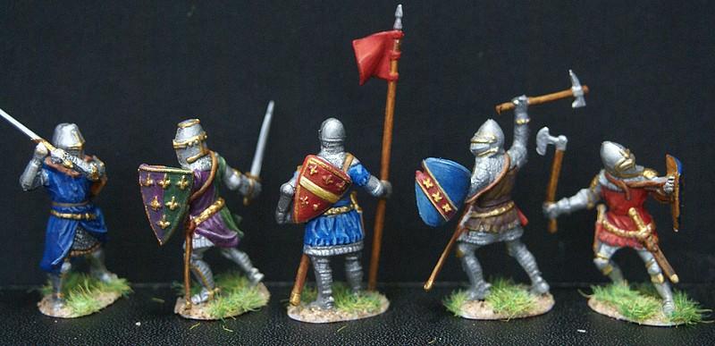 Chevaliers anglais guerre de cent ans Dsc05023