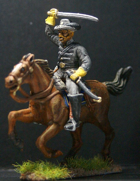 Cavalerie confederée 1/72 Dsc05116