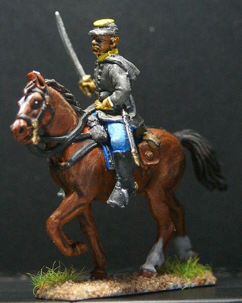 Cavalerie confederée 1/72 Dsc05117