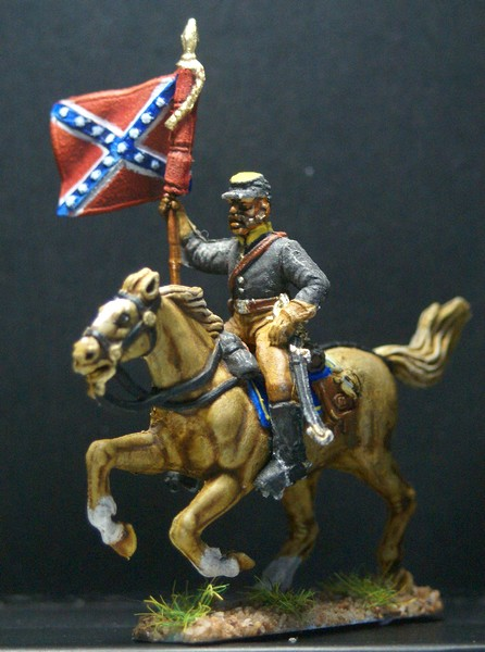 Cavalerie confederée 1/72 Dsc05118