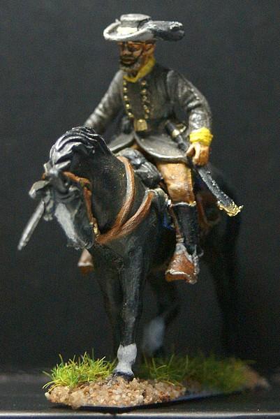 Cavalerie confederée 1/72 Dsc05119