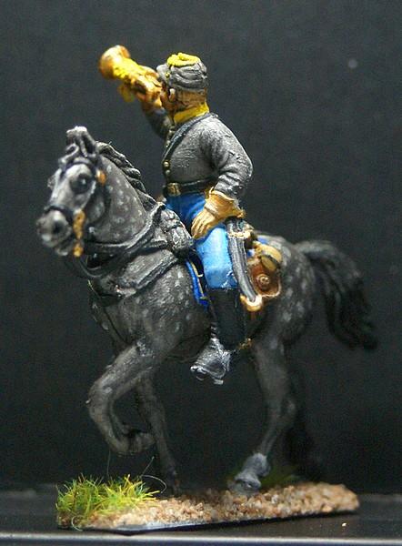 Cavalerie confederée 1/72 Dsc05120