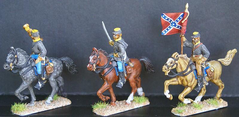 Cavalerie confederée 1/72 Dsc05128