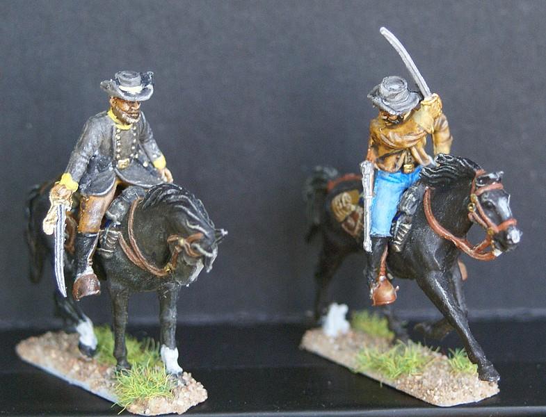 Cavalerie confederée 1/72 Dsc05129