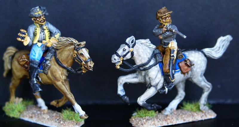 Cavalerie confederée 1/72 Dsc05130