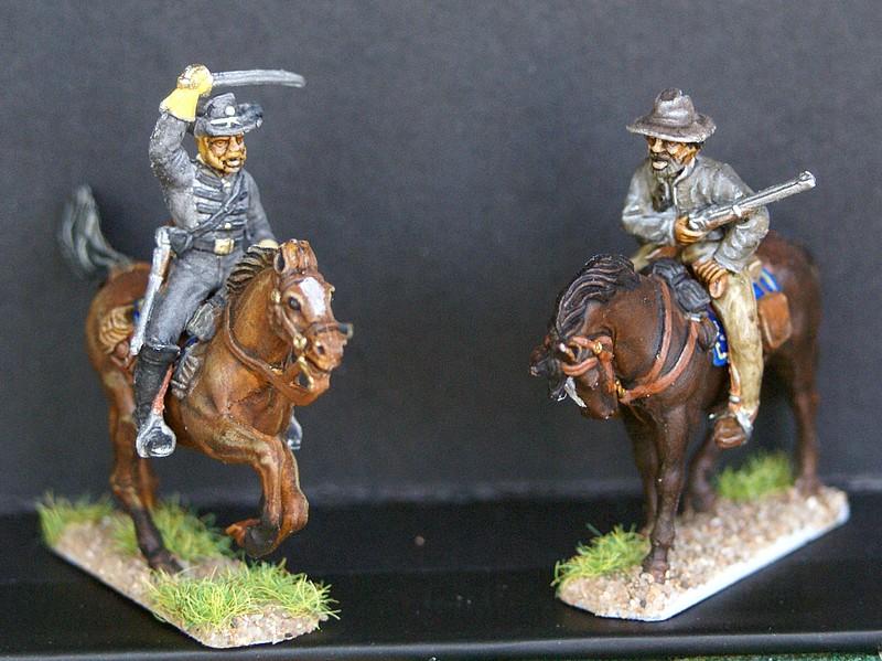 Cavalerie confederée 1/72 Dsc05131