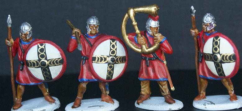 Infanterie legere tardive Romaine Dsc05227