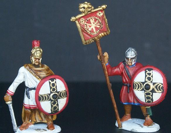 Infanterie legere tardive Romaine Dsc05228