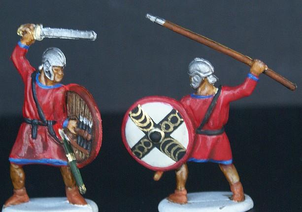 Infanterie legere tardive Romaine Dsc05229