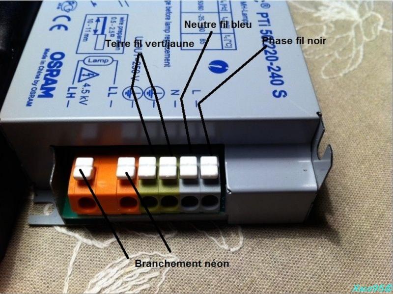 Question électronique : branchement ballast Osram ou Philips Img_8010