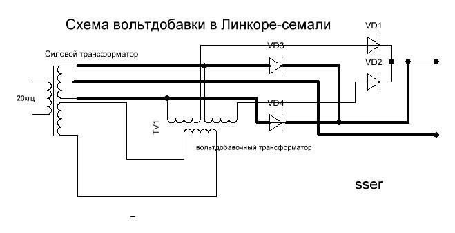 Линкор-Семали ВД-201(сварочный аппарат) Az10