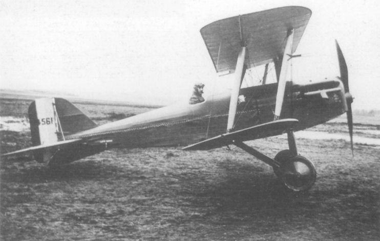 Prototype Royal Air Factory SE5 (maquette Pegasus 1/72) 98-210