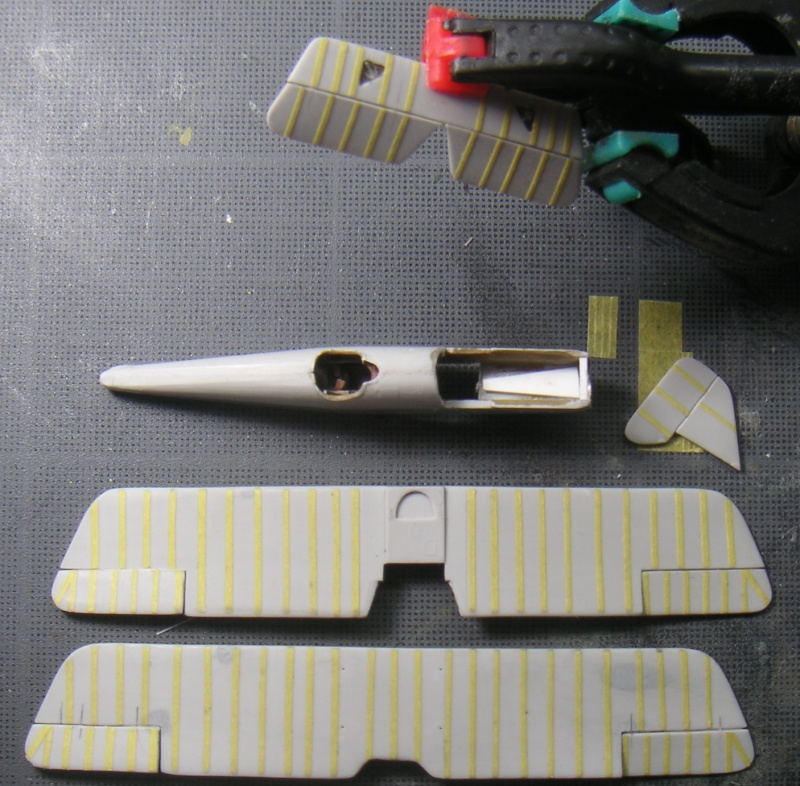 Prototype Royal Air Factory SE5 (maquette Pegasus 1/72) Pict0090