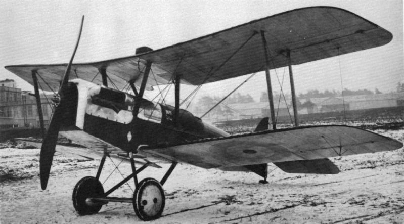 Prototype Royal Air Factory SE5 (maquette Pegasus 1/72) Se5-4810