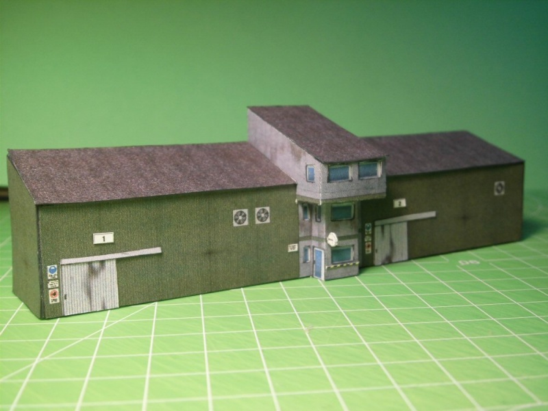 Modulares Hafendiorama für Schiffe in 1:250 Cimg2620