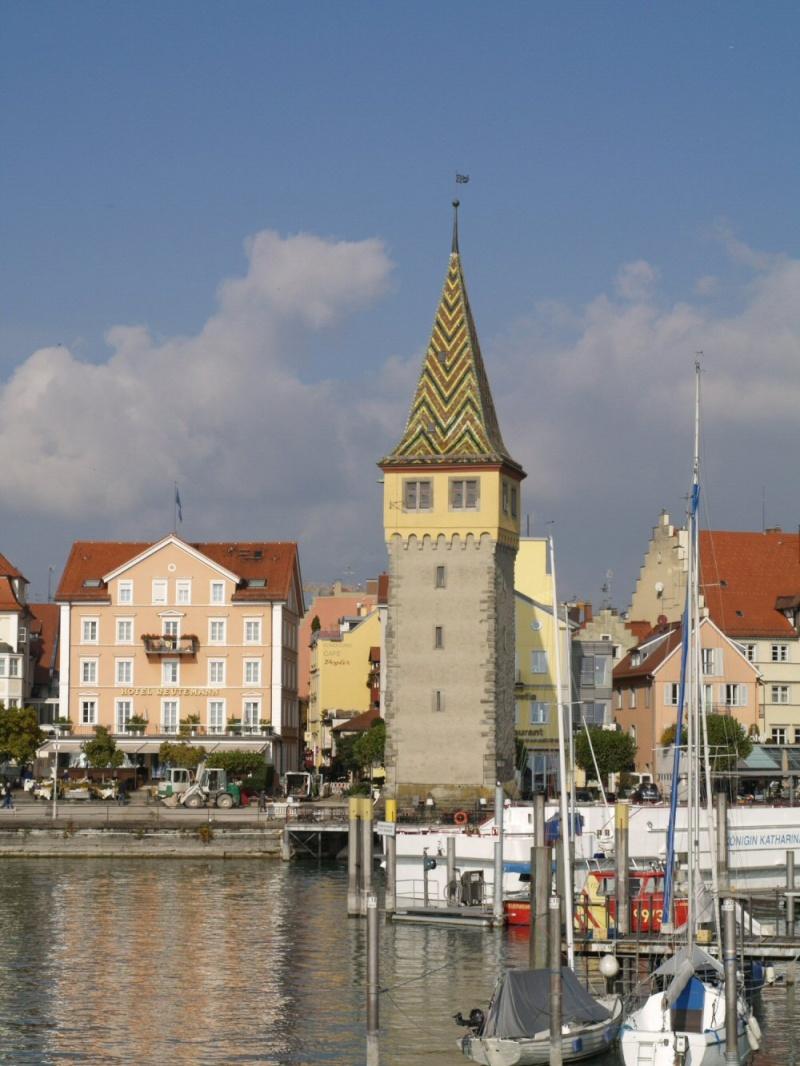 Mangturm in Lindau 1:250 Wediul.de Pa222511