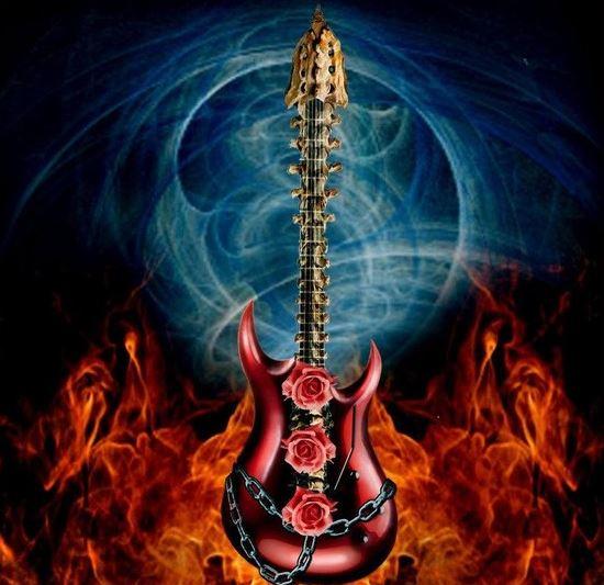 Guitares  Mus1010