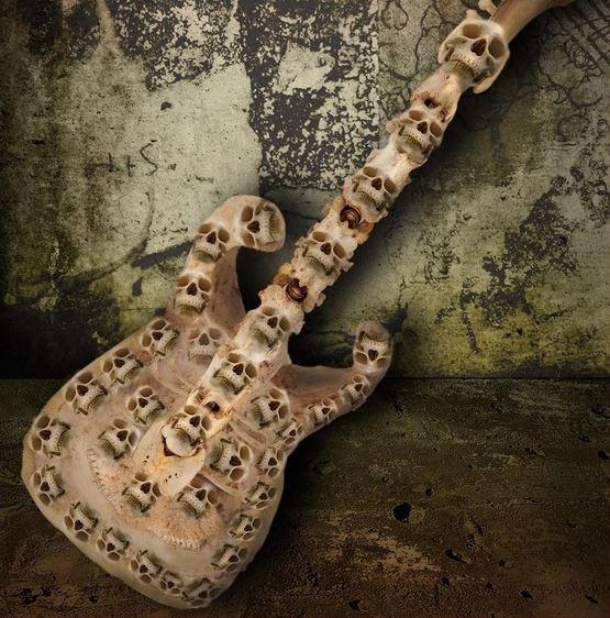 Guitares  Mus410