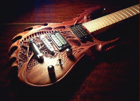 Guitares  Mus610