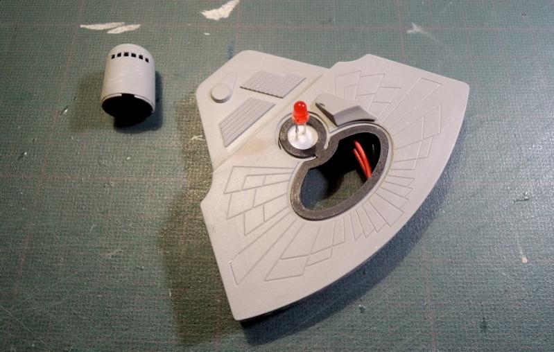 Klingon Battle Cruiser D7- REVELL Dscn1421