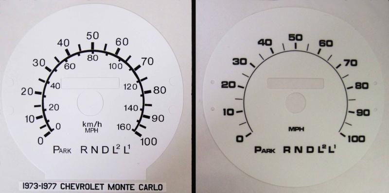 New white gauge faces White_10