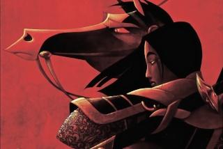 Votre princesse/héroïne Disney préférée!!   Mulan-10