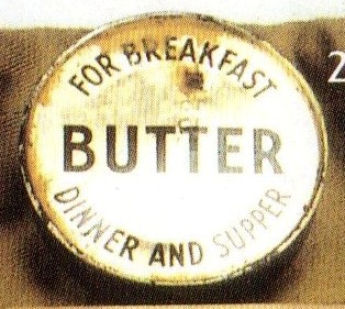 "For a Canadian ration, cans ""YORK Spiced Beef"" and ""BUTTER FOR BREAKFAST DINNER AND SUPPER"" Img50110"